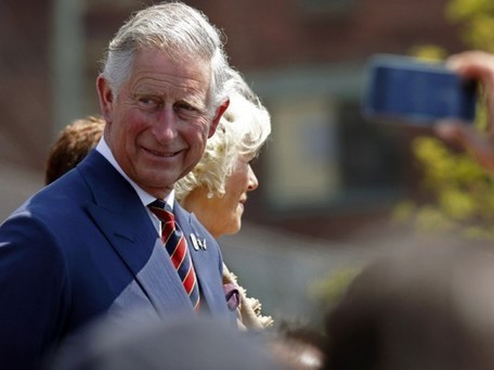 "Prince Charles: ""Nature Can Go Hand-in-Hand With Beautiful Clothes"" 