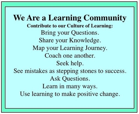 Teach Children Well: Good Schools: Building a Culture of Learning | language arts | Scoop.it