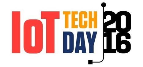 Kom ook naar de IoT Tech Day, hét evenement voor het Internet of Things! | LongRanger | Scoop.it