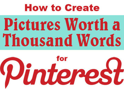 5 Ways to Create Highly Shareable Pinterest Pictures for Your Business | SocialMedia Source | Scoop.it