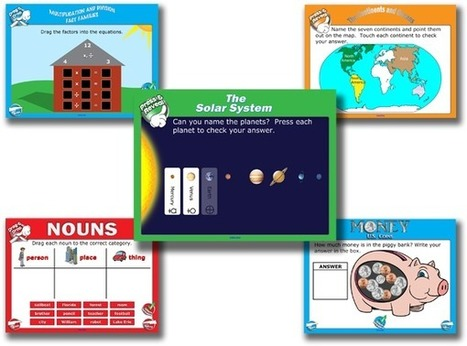 Interactive Whiteboard Lessons - Modern Chalkboard | Edtech PK-12 | Scoop.it