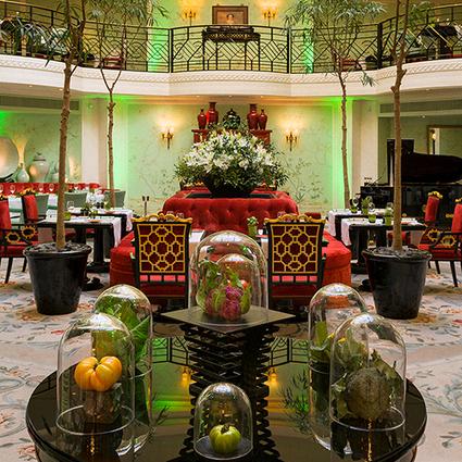 Les Dîners Green du Shangri-La Hotel Paris | Les Gentils PariZiens : style & art de vivre | Scoop.it