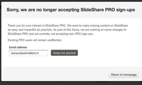 Acquisire lead con Slideshare - DigitalMarketingLab | Social media culture | Scoop.it