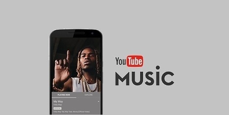 Youtube Music App Now Official, Available in PlayStore and App Store   Latest Technology News   Scoop.it