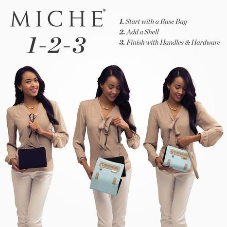 Miche Bag Review - Acadiana Mom | Women Fashion | Scoop.it