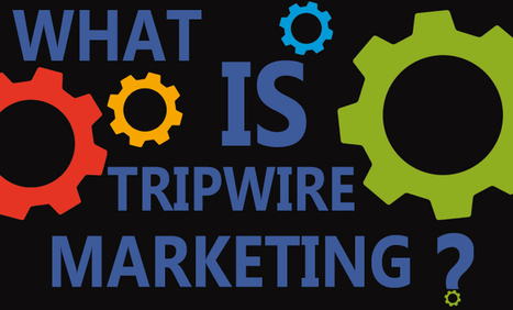 #Growth Hacking : What Is Tripwire Marketing? | Marketing Revolution | Scoop.it