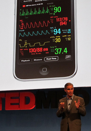 Reviewing the latest advances in Eric Topol's top ten digital health targets | Health around the clock | Scoop.it