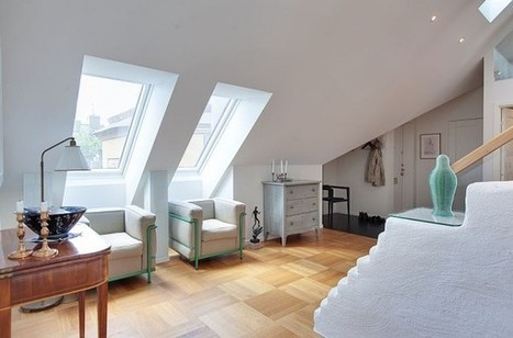 Modest Attic Penthouse   Be an Awesome Blogger   Scoop.it
