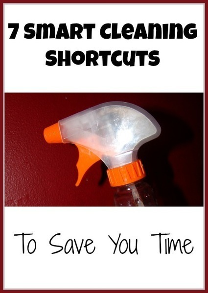 » Save Time With These 7 Smart Cleaning Shortcuts | Homemaking | Scoop.it
