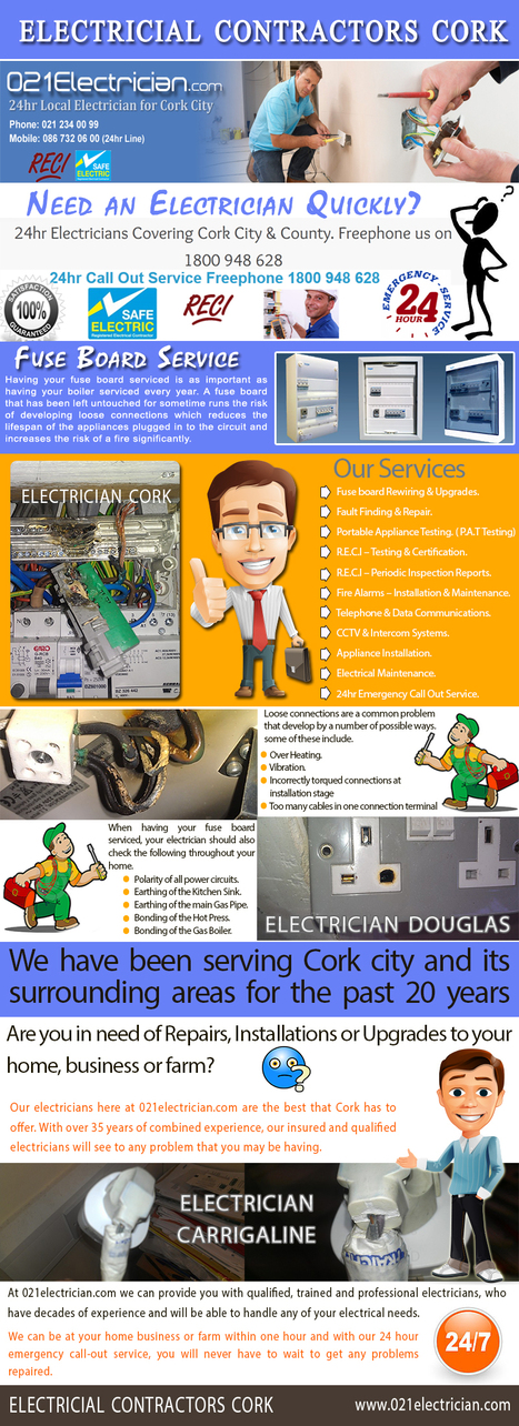 Electricial Contractors Cork | Electricial Contractors Cork | Scoop.it
