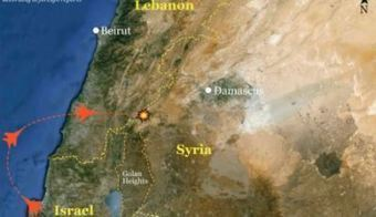 Israel Attacks Syria Arms Convoy, Intelligence Exploited Fordo to Conceal Plans | Global politics | Scoop.it