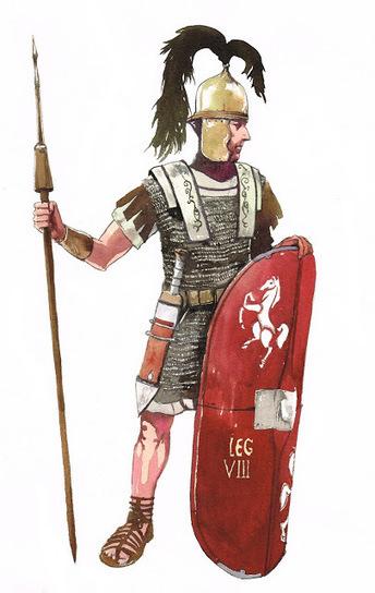 La guerre des Gaules: Le retour des légionnaires- républicain & impérial | La Guerre des Gaules en BD | Scoop.it