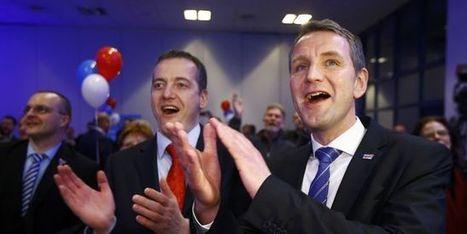 Allemagne : de l'anti-euro à l'anti-islam, la montée en puissance de l'AfD | France - Allemagne | Scoop.it
