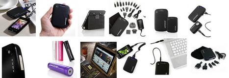 Extra kraft för telefoner och elektronik + skydd för iPad | Tillbehör | Scoop.it