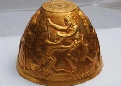 Un trésor Scythe découvert en Russie | Histoire et Archéologie | Scoop.it