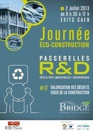 BRIDGE Ecocluster: Forum Internationaux et lancement de la ... | Fibres d'avenir | Scoop.it