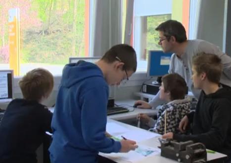 Une séance de technologie, deux classes, deux enseignants en parallèle - Rectorat de l'académie de Besançon | Ressources pour la Technologie au College | Scoop.it