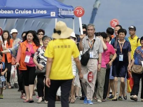 Chinese visitors drive record year for Japanese tourism | Tourism : Collaterals | Scoop.it