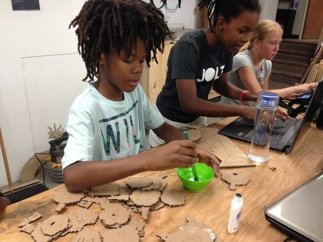 Top 5 Reasons Every Child Should Be A Maker | Toronto Tool Library | iPads, MakerEd and More  in Education | Scoop.it