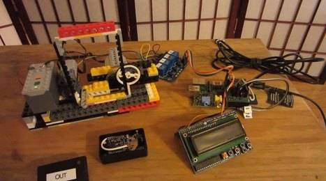 Prototyping a Raspberry Pi Home Cooling System | Raspberry Pi | Scoop.it