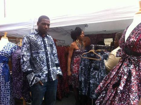 @DeMarketplace- don't miss Wow Wow by wunmi is available dis weekend at Dance Africa, Bam Bazaar | Brooklyn By Design | Scoop.it