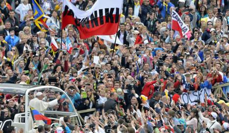 Puoli miljoonaa seurasi paavien juhlaa | Uskonto | Scoop.it