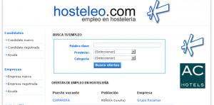 Hosteleo, un sitio donde buscar empleo en hostelería   Antonio Galvez   Scoop.it