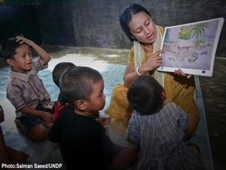 Strengthening education in Bangladesh | UNDP | Globicate - Global Education for a New Generation | Scoop.it