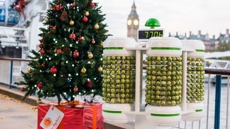 London Christmas tree powered by a Brussels sprout battery | MSuttonDigitalTech | Scoop.it
