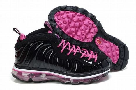 women foamposites fusion air max black pink | fashion collection | Scoop.it