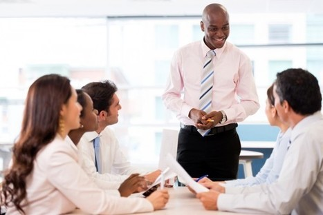 Should It Matter If Our Workplace Managers Are Leaders Too?   Cocreative Management Snips   Scoop.it