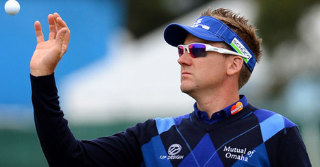 Poulter to reduce his schedule | Globe Greens | Scoop.it