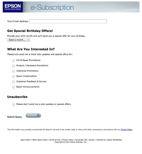 Five Ways to Minimize Email List Unsubscribes | Demand Generation Marketers | Scoop.it