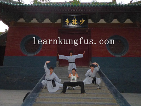 Student Photos Studying Kung Fu in China-Shaolin Temple Kung Fu School China | Kung Fu and Martial Arts Training | Scoop.it