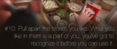 22 consejos de Pixar sobre storytelling y estrategia de marketing | storytelling | Scoop.it