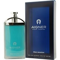 Reviews AIGNER BLUE EMOTION by Etienne Aigner EDT SPRAY 3.4 OZ | The Perfume Shop | Scoop.it