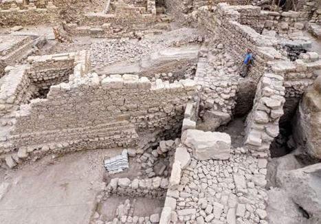 Descubren en Jerusalén los restos de una ciudadela de 2.000 años de antigüedad | Arqueología, Historia Antigua y Medieval - Archeology, Ancient and Medieval History byTerrae Antiqvae (Blogs) | Scoop.it
