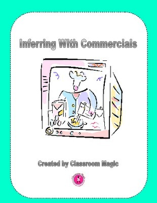 Classroom Magic: Inferring With Commercials | reading workshop | Scoop.it