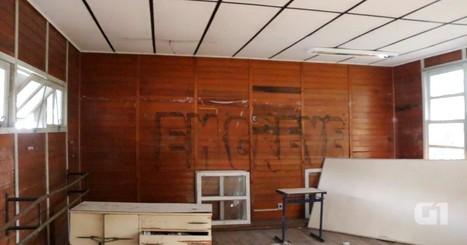 G1 entra em escolas ocupadas em Porto Alegre e relata rotina de alunos | Inovação Educacional | Scoop.it
