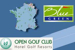 Partenariat : Blue Green et Open Golf Club - Le Point Golf - Le Point | actualité golf - golf des vigiers | Scoop.it
