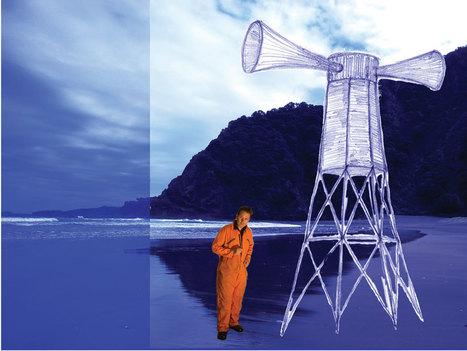 Invisible force - Ray Lee | DESARTSONNANTS - CRÉATION SONORE ET ENVIRONNEMENT - ENVIRONMENTAL SOUND ART - PAYSAGES ET ECOLOGIE SONORE | Scoop.it