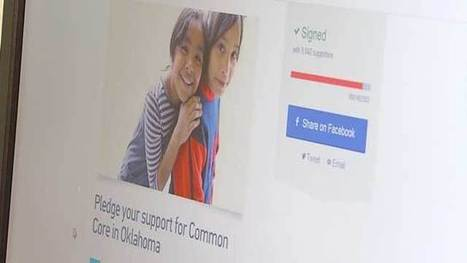 Fake Signatures Found On Okla. Common Core Petition   common core state standards   Scoop.it