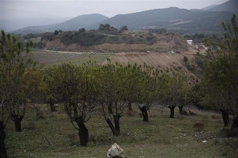 La tumba de Anfípolis fue erigida en honor a Hefestión | Mundo Clásico | Scoop.it