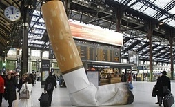 Paris to fine smokers for leaving cigarette butts on street   Lives Lived Well   Scoop.it