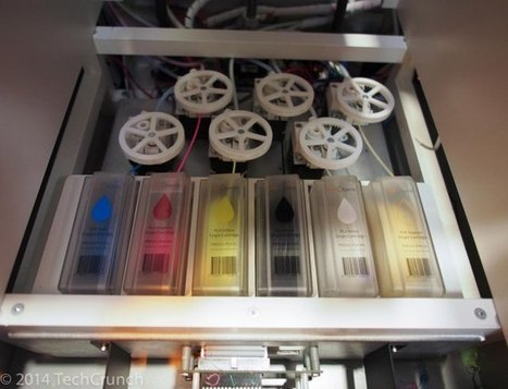 An Exclusive Look At The BotObjects ProDesk3D Color 3D Printer ... | Additive Manufactoring | Scoop.it