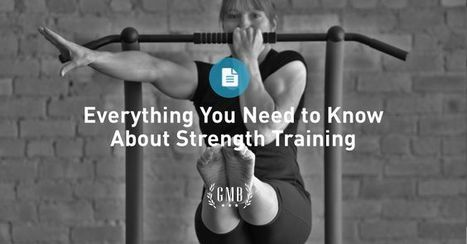 Learn how to build the 4 kinds of strength | SELF HEALTH | Scoop.it