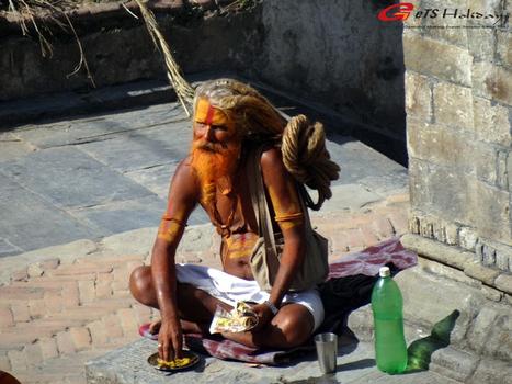 Sadhu saints hommes | Voyage photographie en Inde | Scoop.it