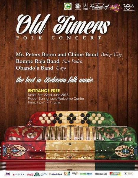 Old Timers Folk Concert | Geography and world cultures | Scoop.it