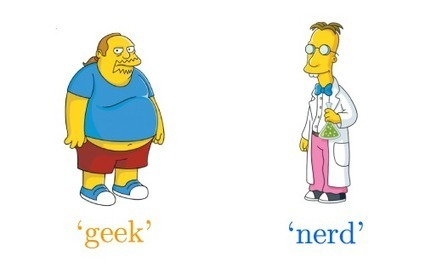 "On ""Geek"" Versus ""Nerd"" 