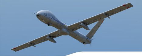 Le Chili envisage de se doter de drones MALE (medium-altitude long-endurance) pour sa surveillance côtière   Drone fia1114 Evolution   Scoop.it